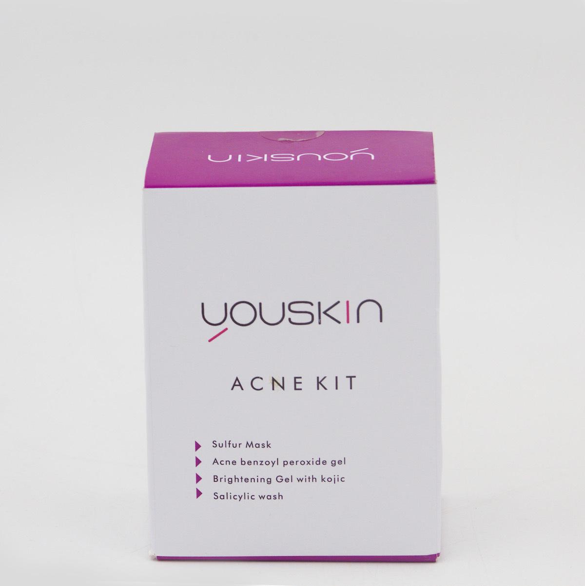 Youskin 30days Acne Kit Youtopia Beauty Acnes Sealing Gel Alone Copy