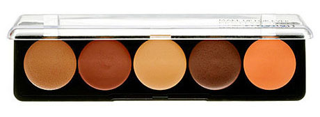 make-up-for-ever-5-camouflage-cream-palette-no-1-no-4
