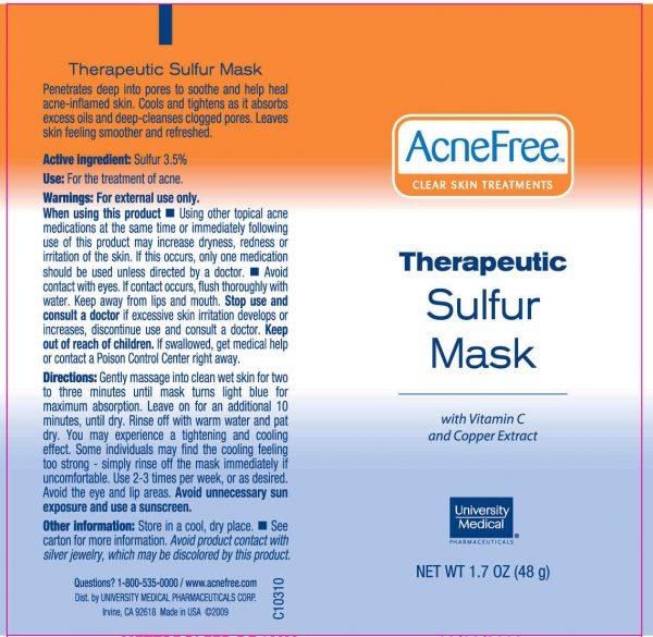 Artwork for Sulfur Mask Tube
